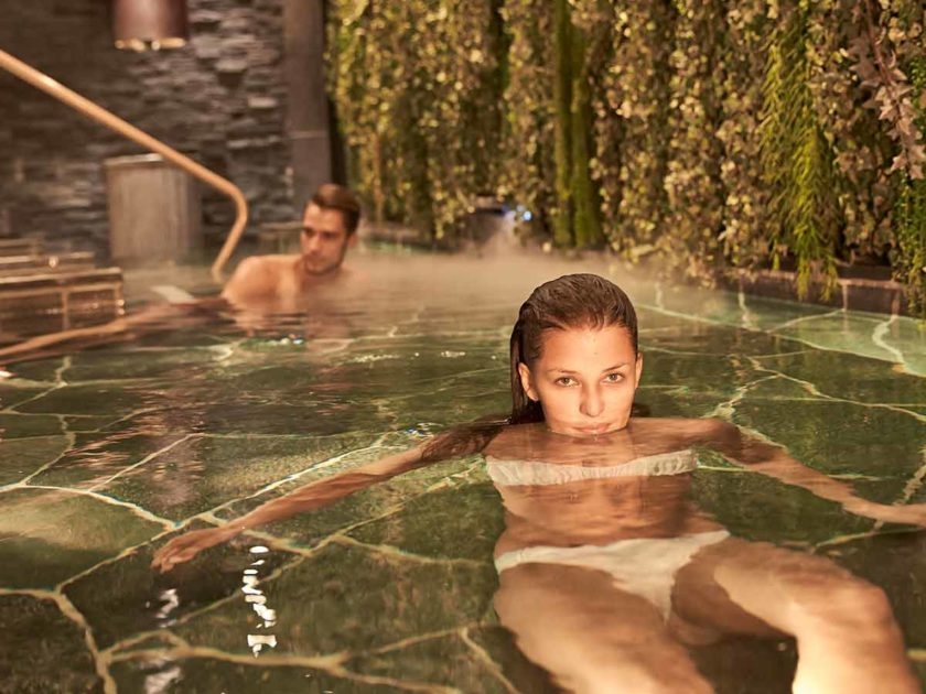 THE CREEK SPA EXPERIENCE