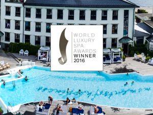 Ystad Saltsjöbad är Europas bästa sparesort