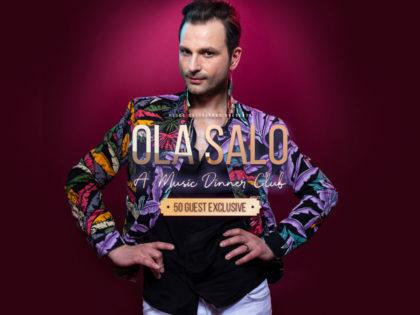 Ola Salo – A music dinner club